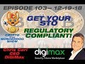 How To Get Your STO Regulatory Compliant - Digi Max & AirDrops with Flyerdrop