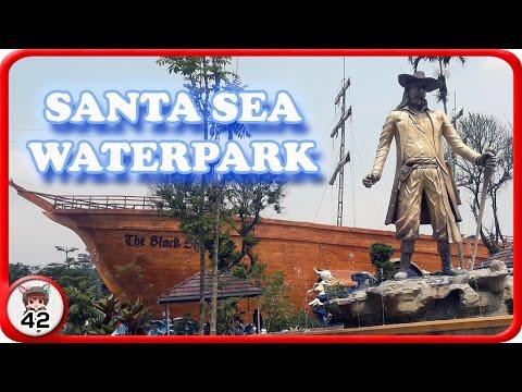 bermain-di-kolam-renang-seru-banget---santa-sea-water-park-sukabumi-indonesia