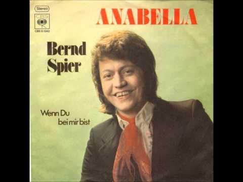 Bernd Spier - Anabella (1970)