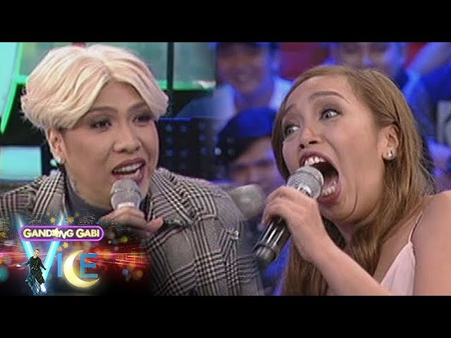 GGV: Cacai reveals something about Ahron Villena