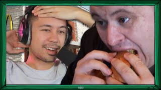 REACT WITH CHAT: KING OF BURGERS