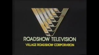 Roadshow Television Logo 1986