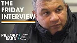 The Friday Interview: Hakan Hayrettin (07/02/20)