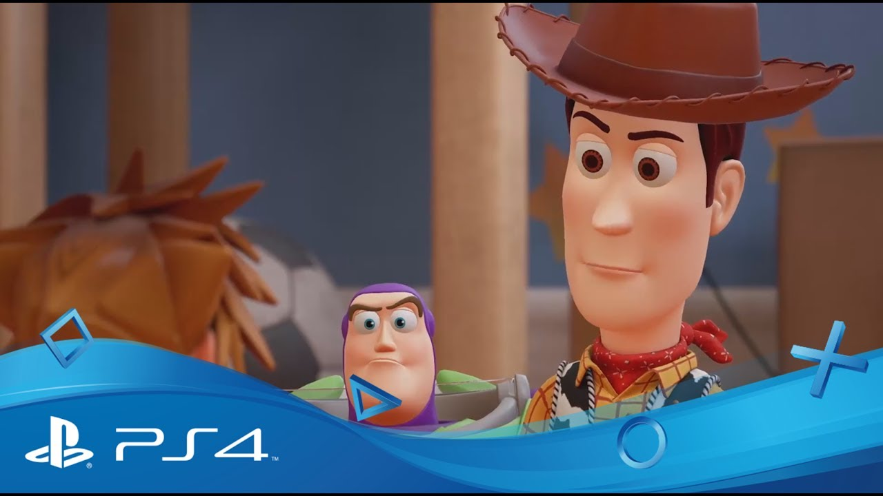 kingdom hearts iii toy story trailer ps4 youtube. Black Bedroom Furniture Sets. Home Design Ideas