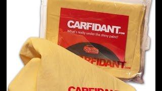 Carfidant Auto Car Chamois Shammy Washing Cloth #carfidantshammy Review