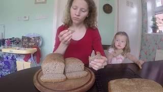 Хмелевая закваска VS Обычная закваска // Безрожжевой хлеб