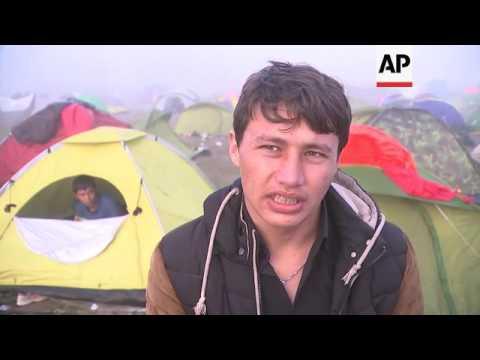 Migrants react to EU-Turkey deal