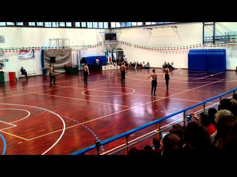Twirling Cormano - 2°prova camp. Italiano serie A