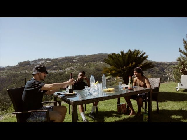 Apollo G ft. Bispo, Landim -  Bem di Baixo (Official Video) Prod by. RGD