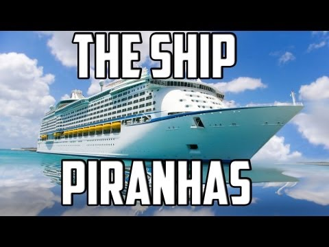 The Ship - Piranhas