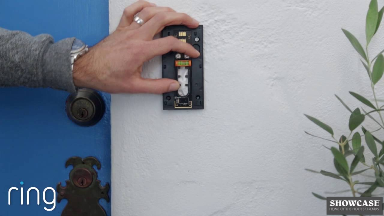 Ring Doorbell Battery Install Youtube