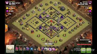 Unbesiegt War vs SNT Elite(Random) - War Recap | Clash of Clans