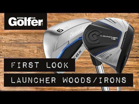 First look: New Cleveland Launcher woods and irons