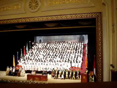 University of sharjah - medical college - graduation 2011 - The Oath