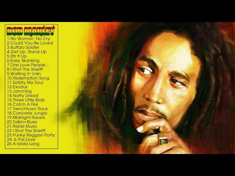 Best Songs Bob Marley - Greatest Hits Full Album
