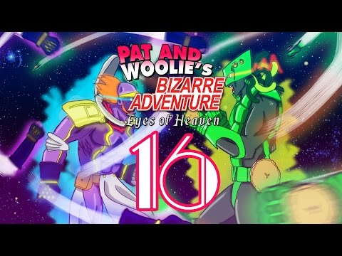 Best Friends Play Jojo's Bizarre Adventure: Eyes of Heaven (Part 16)