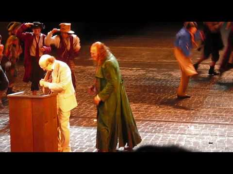 Oliver! 50th Aniversary Part 2. Pick A Pocket, Ron Moody & Fagin's Gang