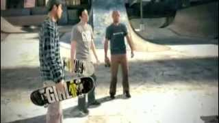 Skate 2 demo gameplay (PS3)