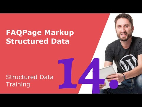Structured Data Training 14: How to create FAQPage Markup and an Accordion in Search Results