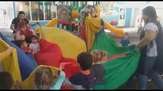 Toddlers' Sports Day 2018