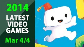 March 2014 Latest Video Games (4/4)