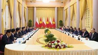 Theo dòng sự kiện: Tăng cường quan hệ truyền thống Việt Nam - Ba Lan