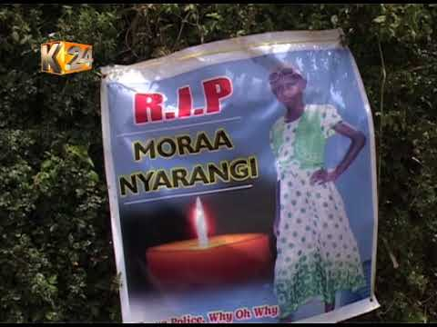 Youngest victims of post poll violence eulogized