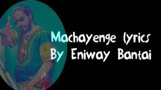 Emiway - Machayenge Lyrics Video | Latest Hindi Rap Song 2019 | Indian Hip Hop 9XM MUSIC SERIES