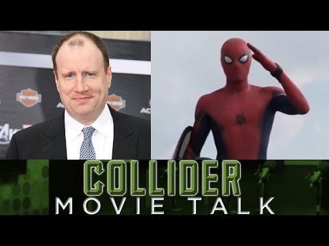Collider Movie Talk - Spider-Man Movie Under Marvel Creative Control