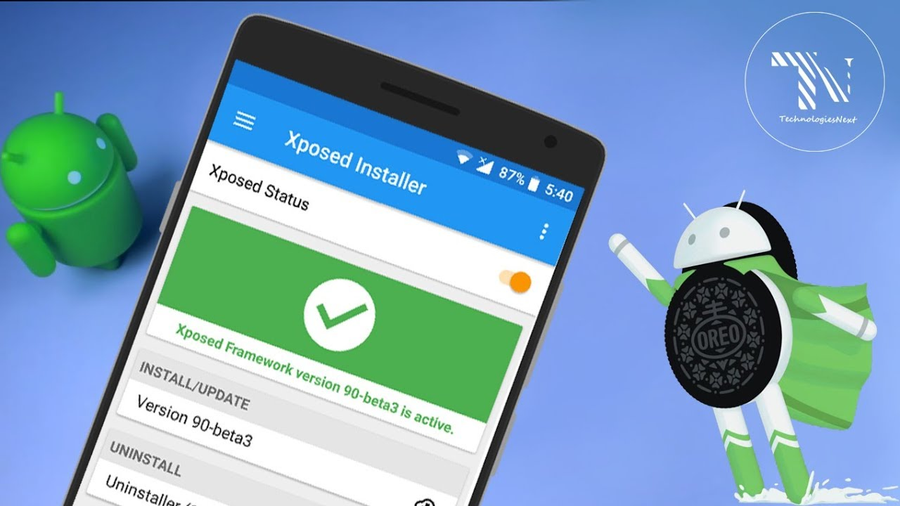 descargar xposed framework android 8.1