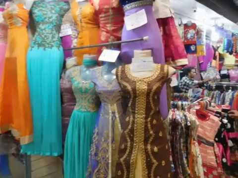 Chickpet - O mercado mais popular de Bangalore - ultima parte