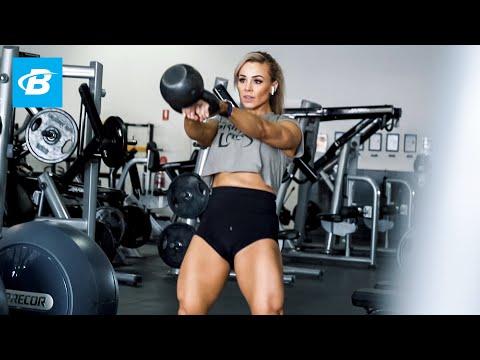 High-Volume Glutes Workout | Stephanie Sanzo aka StephFitMum