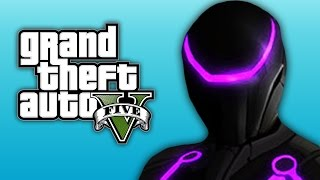 CRAZIEST GAME OF TRON! | GTA 5: Deadline (ft. H2O Delirious, Ohm, & Satt)