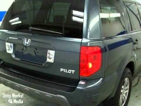 2004 Honda Pilot #4B009831 in Webster Houston, TX 77598