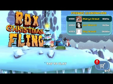 Rox (Christmas) Fling - RELEASED! Gameplay Video