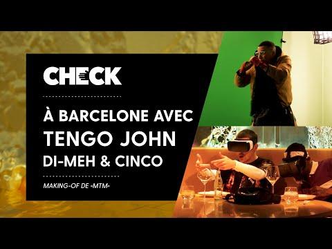 Youtube: À Barcelone avec Tengo John, Di-Meh & Cinco