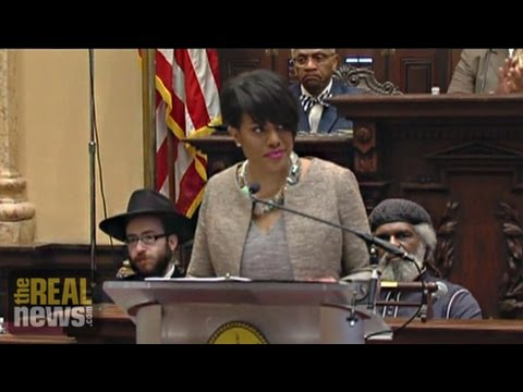 2015 State of Baltimore City: Mayor Reinforces 'Flawed' Crime-fighting Program