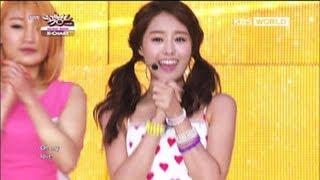 [Music Bank K-Chart] 2nd Week of May & Secret - YooHoo (2013.05.10)