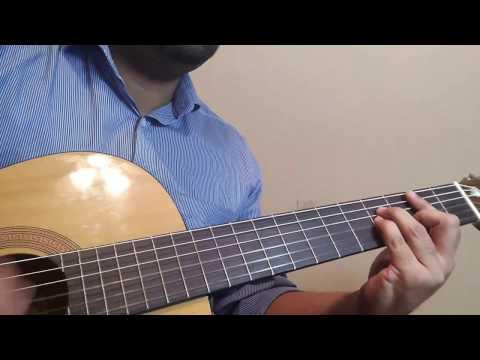 Likhe Jo Khat Tujhe   Mohd Rafi   Kanyadaan   Guitar Cover Lesson