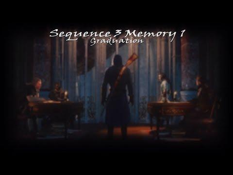 AC Unity - Sequence 3 Memory 1: Graduation 100% Walkthrough