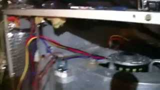 HVAC Service- Carrier Blower Motor Replacement