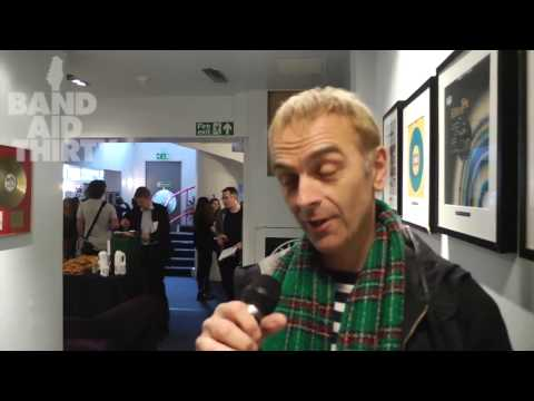Band Aid 30 - Karl Hyde Interview