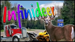 Infinideer: CROSS THE ROAD, OR DIE!!