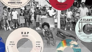 Musicdawn 7 sides Back To The Old School - 80's Hip Hop & Random Rap 45's mix 2018