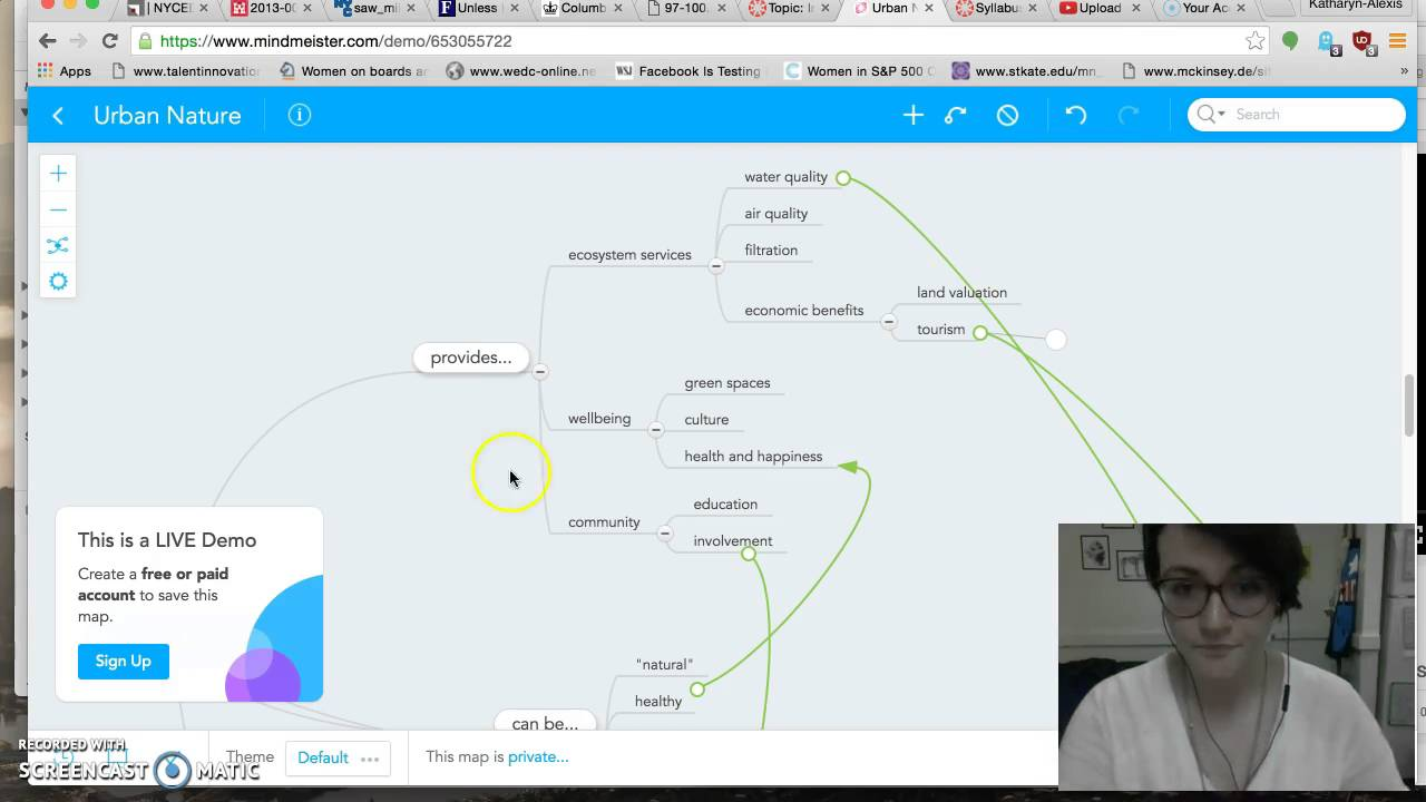 Science Of Urban Ecology Concept Map And Intro Youtube