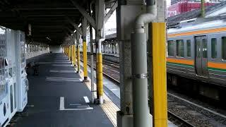 211系 東海道線 普通列車 浜松行 沼津駅