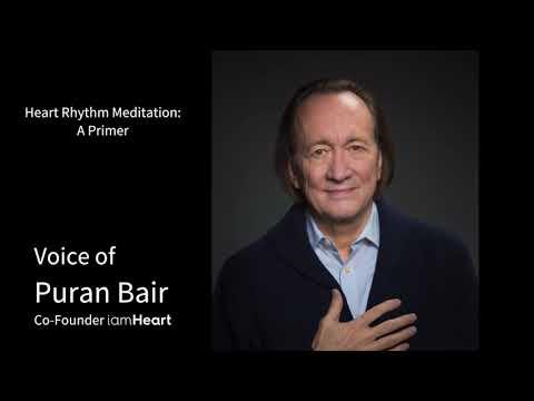 Heart Rhythm Meditation: A Primer