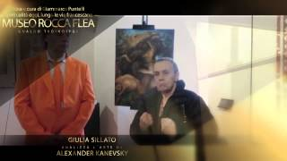Alexander Kanevsky - Spiritualità oggi: lungo le vie francescane - Giualia Sillato - Analisi