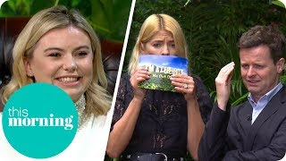 Exclusive: Holly's First Bushtucker Trial | This Morning