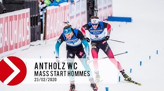 MASS START HOMMES - ANTHOLZ WC 2020